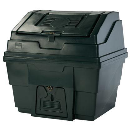 Harlequin 500kg Plastic Coal Bunker - Green