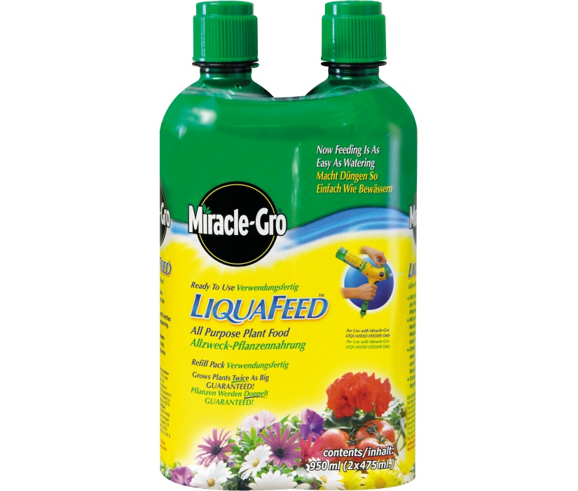 Miracle-Gro LiquaFeed 2 Bottle Refill 016743 C