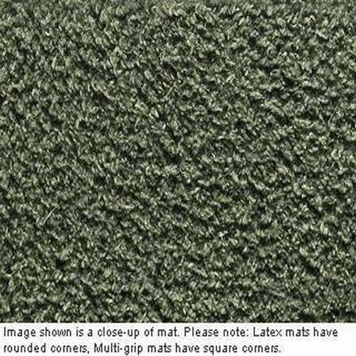 Turtle Mat Doormat Sage Green