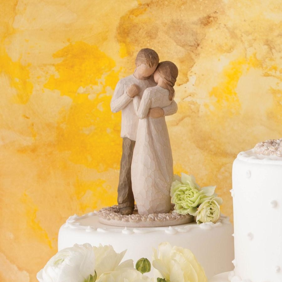 willow tree promise cake topper figurine mcparlands