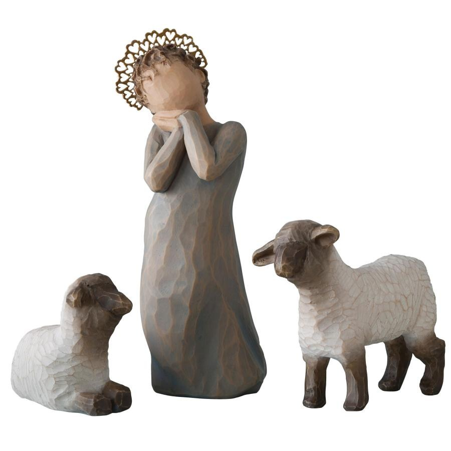 Willow Tree Little Shepherdess Figurine