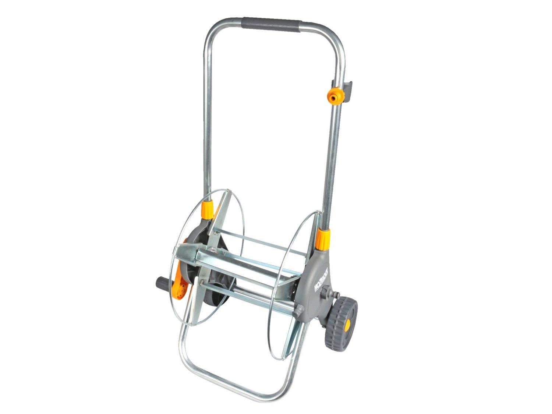 Hozelock Metal 60m Hose Cart 2437
