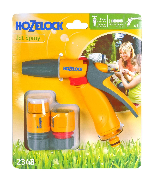 Hozelock Jet Gun Starter Set 2348