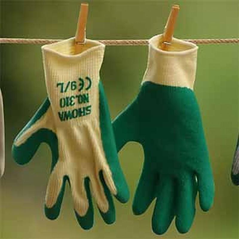 Showa 310 Gardening Tool Handler Grip Gloves