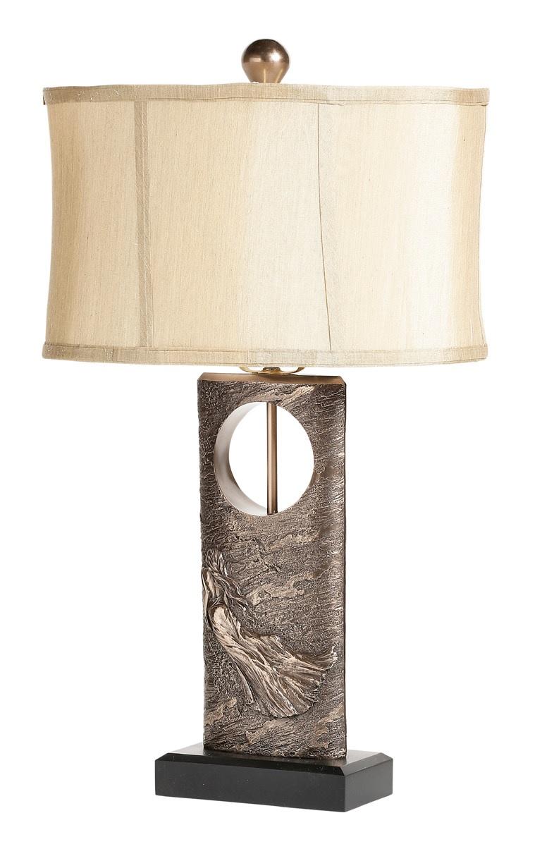Genesis White Water Lamp