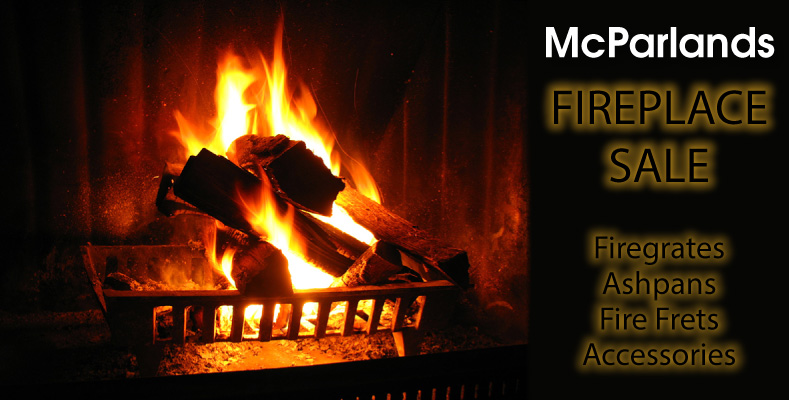 McParlands Fireplace Sale