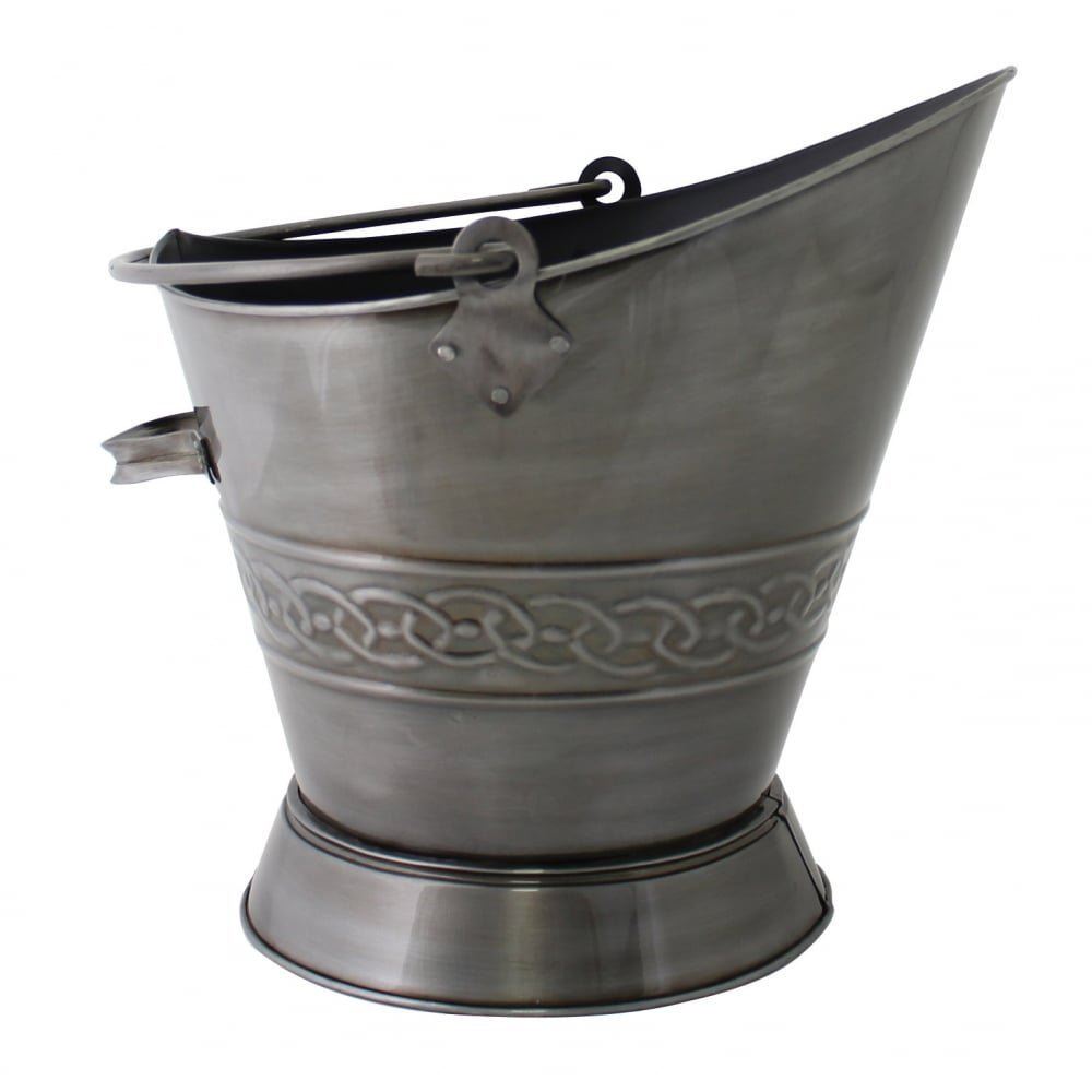 Waterloo Bucket Pewter