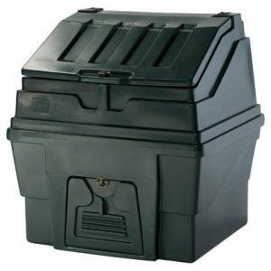Harlequin 300kg Plastic Coal Bunker - Green