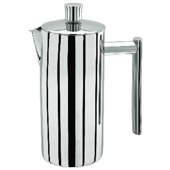 Stellar Polished Stainless Steel Cafetiere