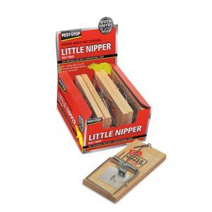 Pest-stop Little Nipper Rat Trap (single)