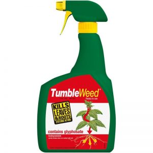 TumbleWeed 1 Litre Ready to Use Weedkiller