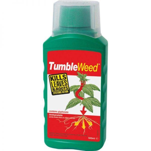 TumbleWeed Glyphosate 500 ml Liquid Concentrate Weedkiller