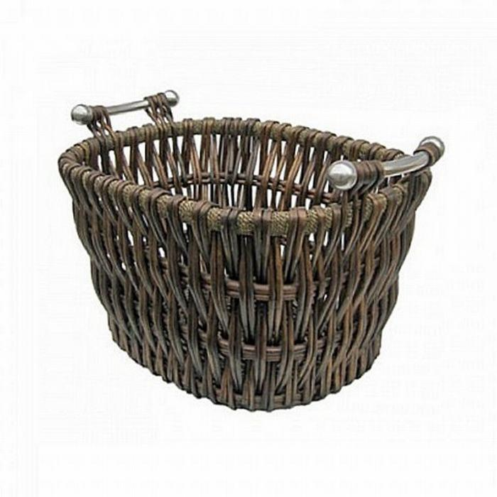 Manor Willow Brampton Log Basket