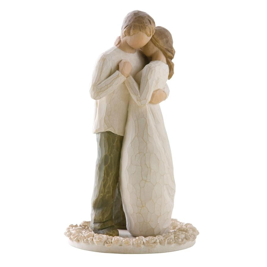 Willow Tree Promise Cake Topper Figurine