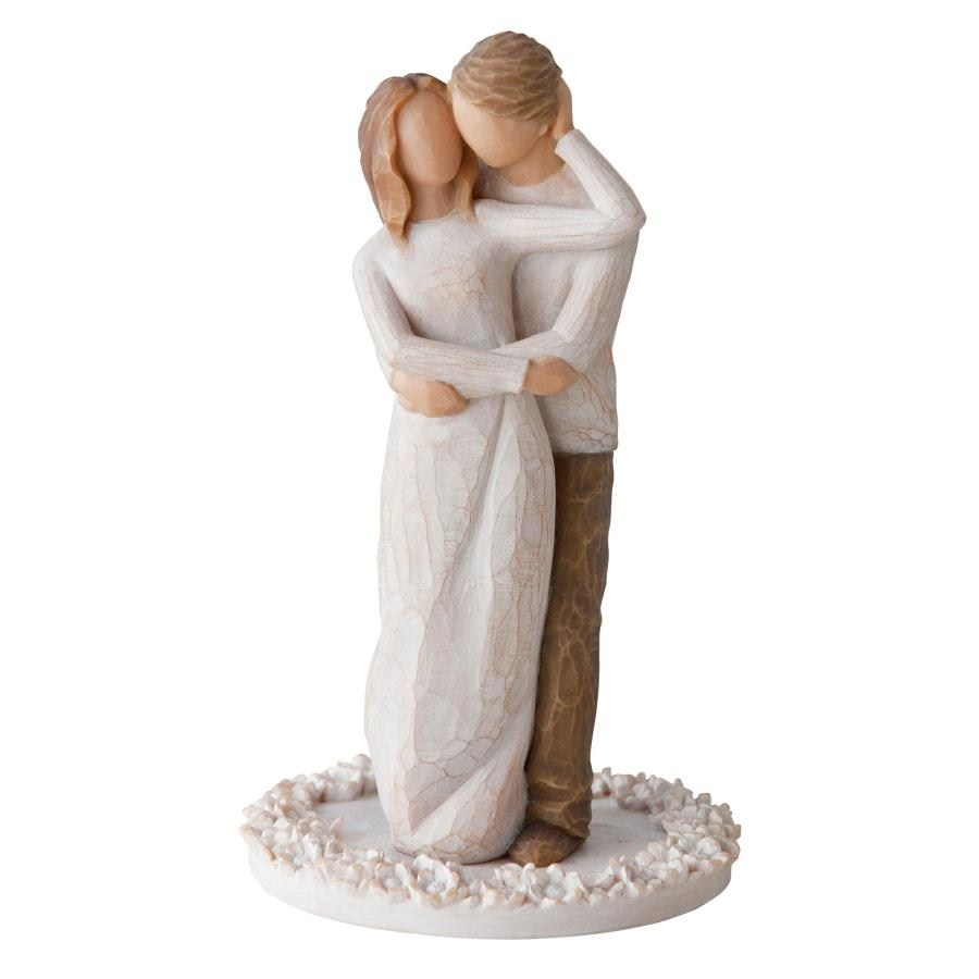 Willow Tree Together Cake Topper Figurine