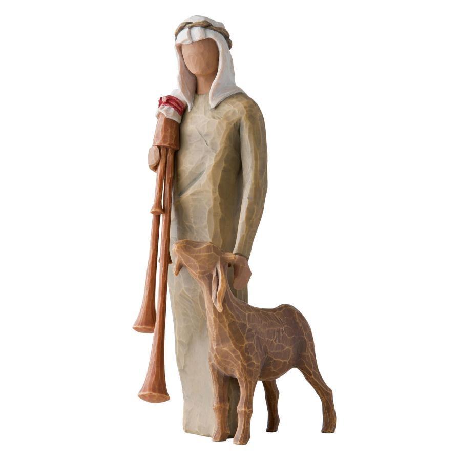 Willow Tree Zampognaro Figurine