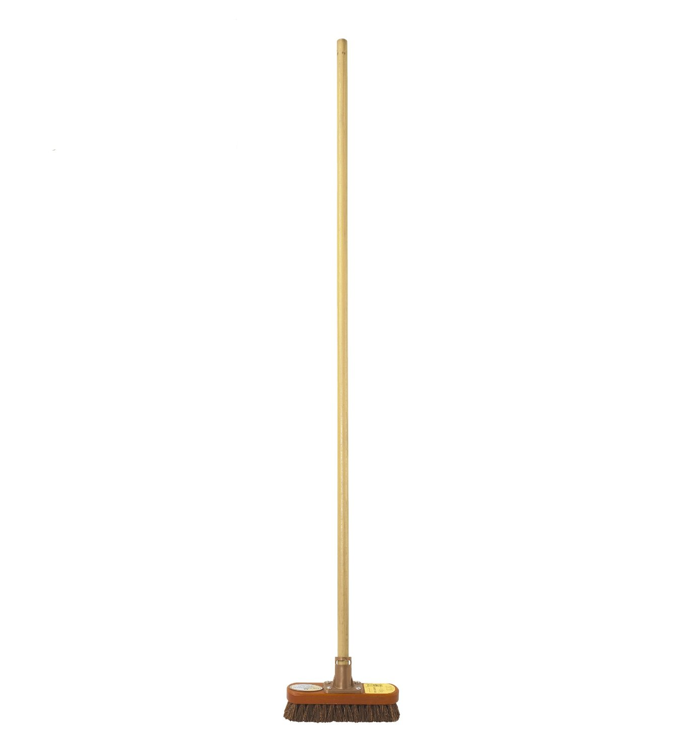 Groundsman 9-Inch Deck Scrub with Handle