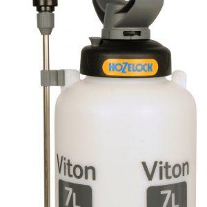 Hozelock Viton Pressure Sprayer 7L for Chemicals 5507
